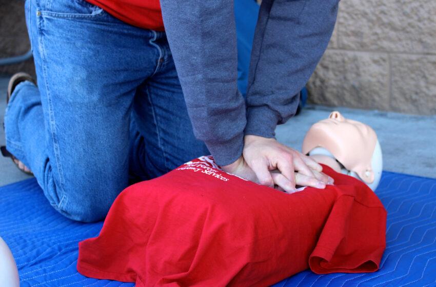 TTUHSC El Paso Joins Statewide Effort to Teach CPR