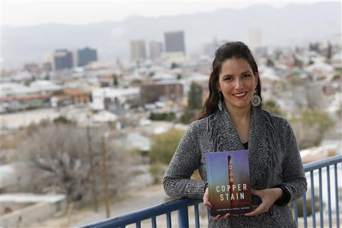 Video+Story: El Paso ISD Principal Pens Book on ASARCO