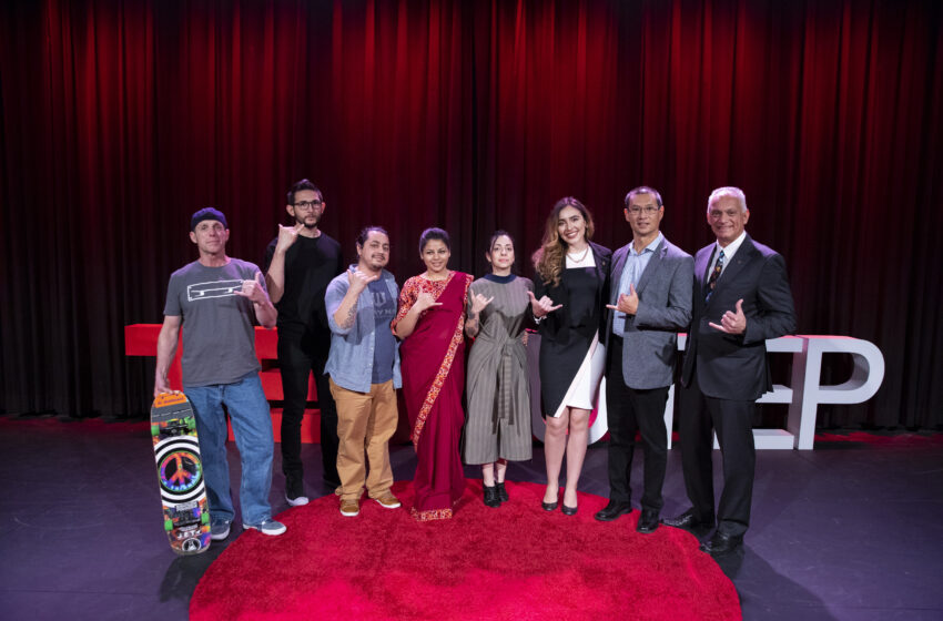 Gallery+Story: TEDxUTEP Hosted on Campus Saturday