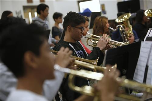 Video+Story: Bowie Band Hosting Zumba-thon to Fundraise for Disneyland Workshop