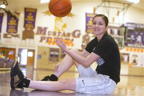 Video+Story: Burges High Point Guard Vying for Grand Prize in 3-Point Competition