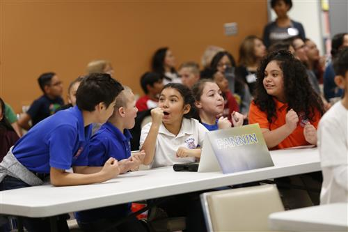 Gallery+Story: Battle of the Bluebonnets sparks friendly reading competition