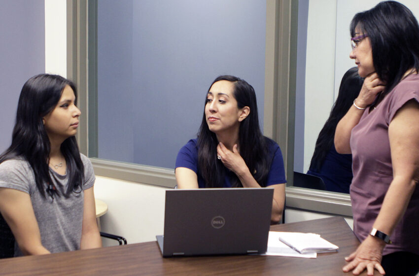 UTEP Clinic Helps Transgender Individuals Find Their Voice