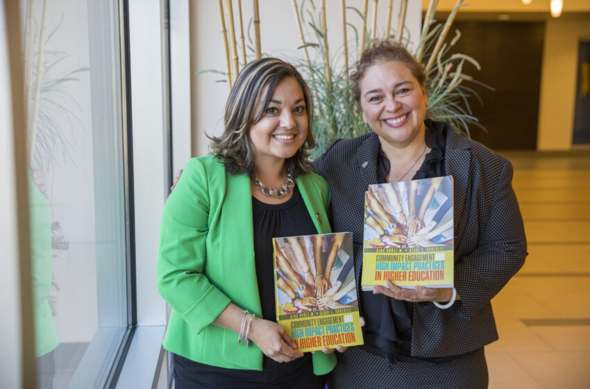 UTEP Directors Edit Book on Community Engagement, High-Impact Practices