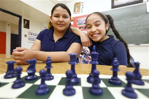 Girl Power: Female Team Members help Henderson Chess Team Qualify for Nationals