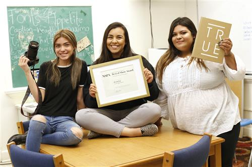 Austin High Yearbook Earns National Accolades