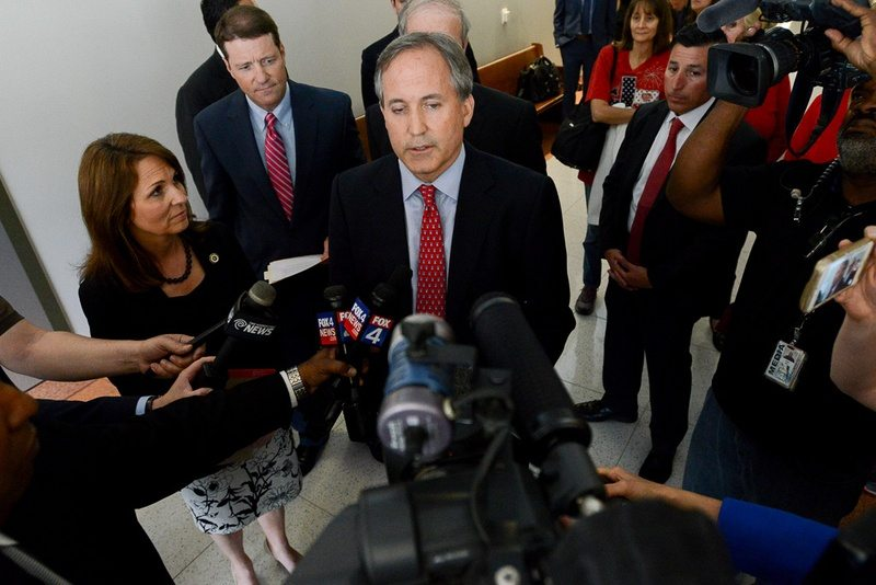 Appeals Court Upholds Fraud Charges Against Paxton