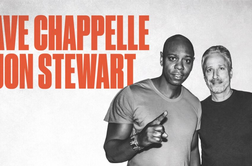 Dave Chappelle, Jon Stewart Headed to El Paso in June