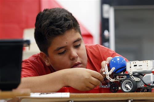 Silva Magnet Summer Camp Helps Students Pursue Their DREAMS