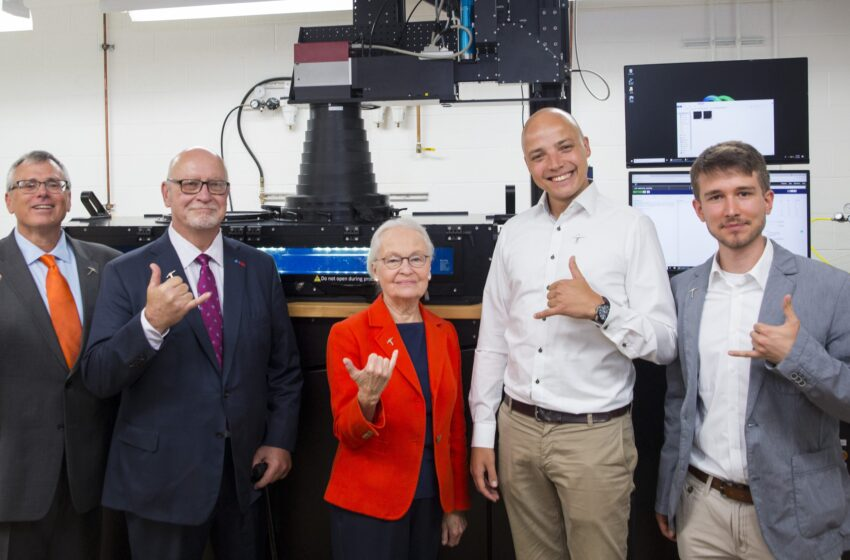 Aconity3D to Call UTEP Home; Firm Specializes Laser-Based Additive Manufacturing