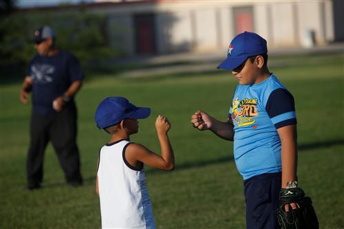 Regional Day School for the Deaf forms Baseball Team