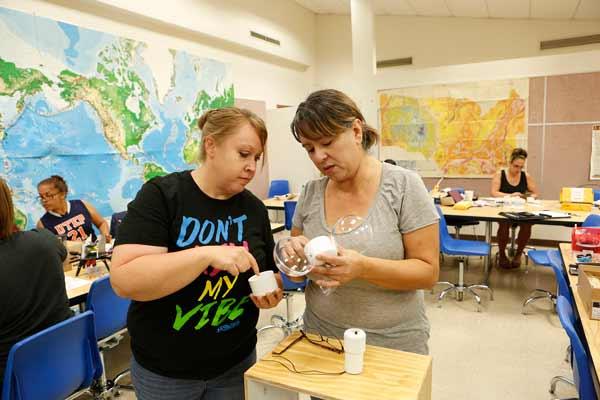 Teachers Take Summer School at UTEP