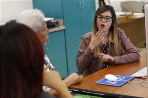 EPISD Day School for the Deaf Offering Adult American Sign Language Classes