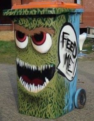 ESD Announces 1st-Ever Earth Day Trash Bin Art Contest