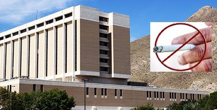 Starting Sunday, William Beaumont Army Medical Center goes Tobacco-Free