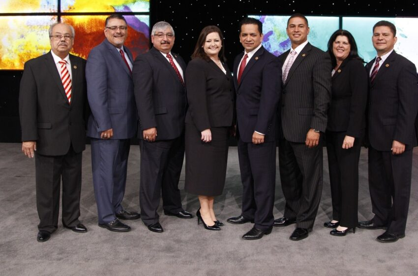 SISD school board recognized for 2015 Texas Honor Board award