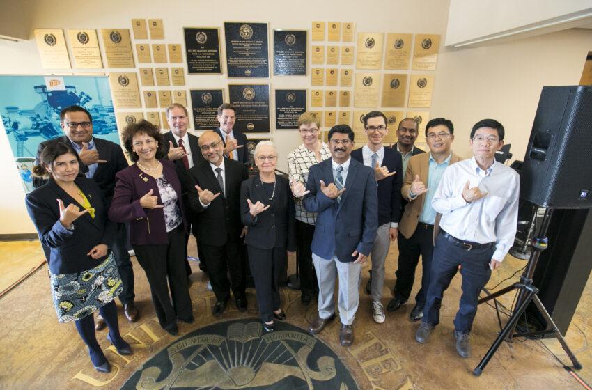 UTEP, NSF Mark Establishment of Center for Materials Research
