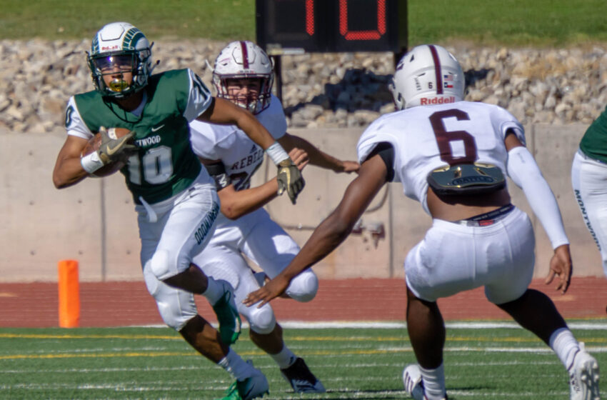 Story in Many Pics: Midland Lee Tops Montwood 42-6