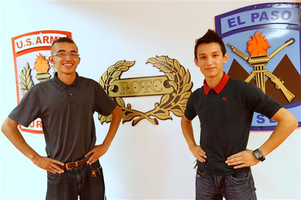 Video+Story: El Paso High JROTC Cadets Headed to D.C. for Army Ten-Miler