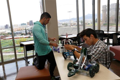 Makerspaces Spark Innovation in EPISD Libraries