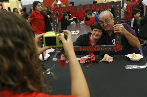Gallery+Story: Morehead Vows to Fight Off Bullying
