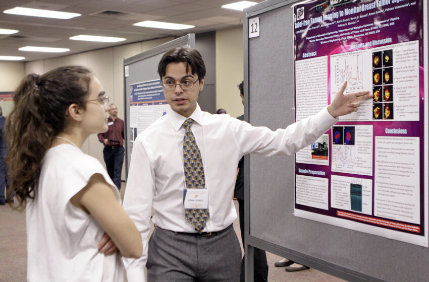 Collaborative Culture at UTEP Continues to Expand; Recent Symposium Highlights Progress