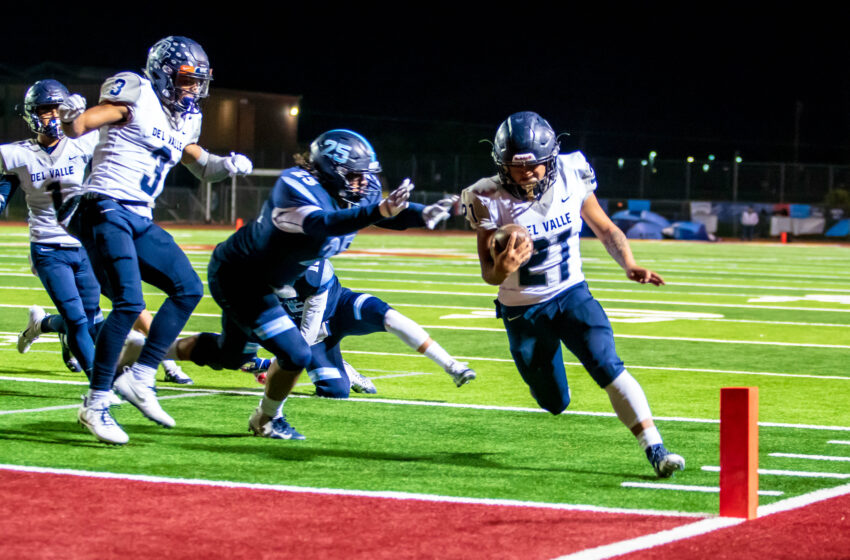 Story in Many Pics: Del Valle Downs Chapin 48-13
