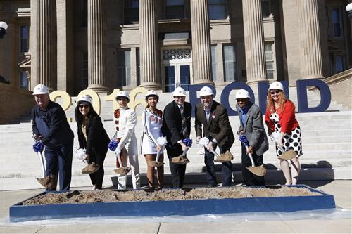 Video+Story: EPISD Begins Bond Work at Historic El Paso High