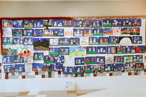 Tom Lea Elementary Celebrates Namesake with Art Contest