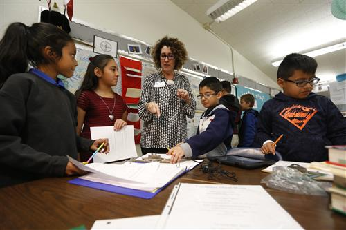 Video+Story: EPISD Showcases Active Learning Framework for Visitors