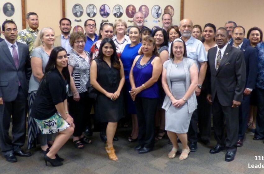 City of El Paso Celebrates Neighborhood Leadership Academy Graduates