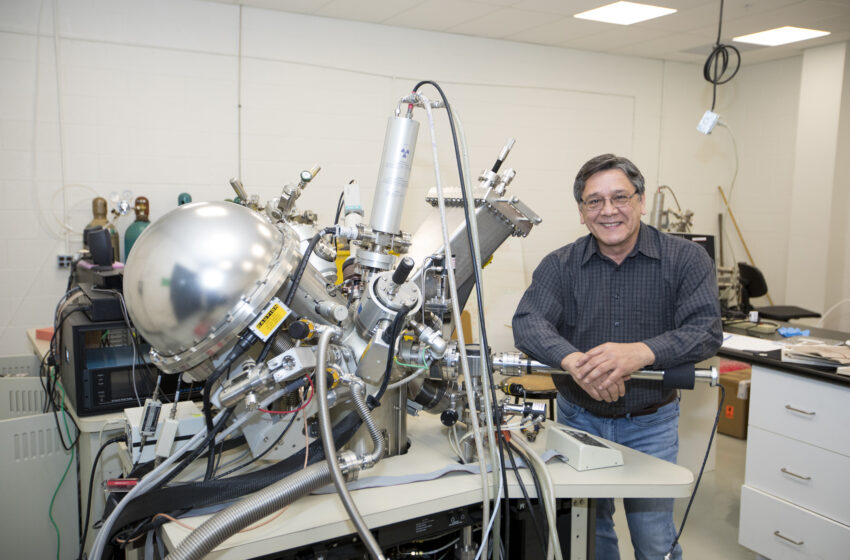 UTEP Physics Professor Honored with Lifetime Achievement Award