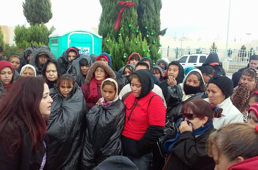Protests, support grow for fired Lexmark workers in Juarez