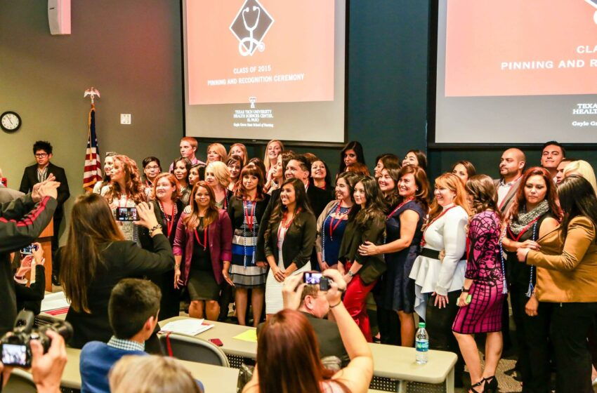 Commencement and Pinning Ceremony to Recognize Nursing Students Saturday