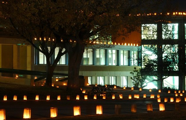 6,000+ Luminarias to Light Up NMSU December 3