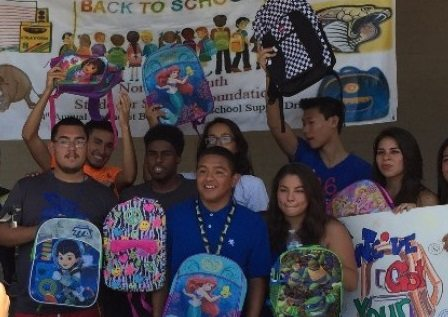 El Paso ISD's Teachers Leading Backpack, Supply Drive Saturday