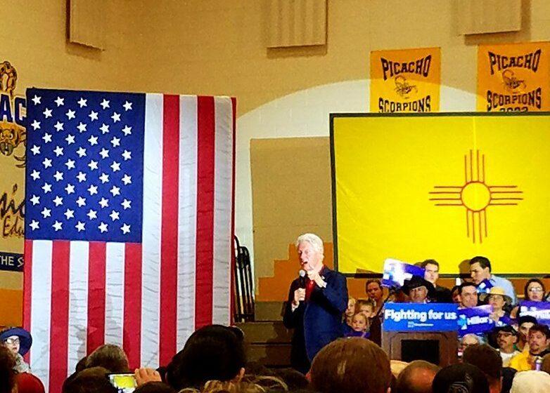 Herald-Post Reset: Former President Bill Clinton visits Las Cruces