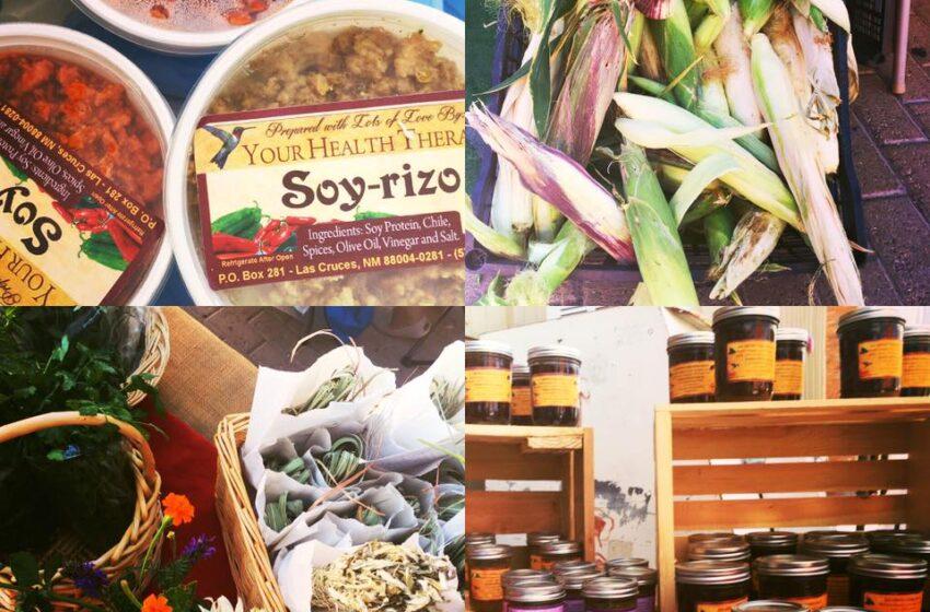 Downtown Artist and Farmer's Market Celebrates National Farmers Market Week Thursday