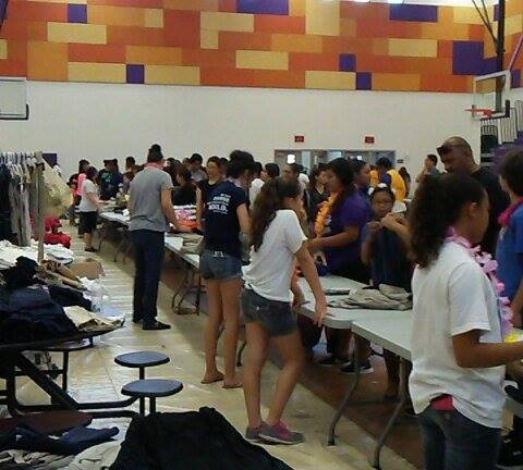 7th Annual Uniform Swap helps Scores of Families