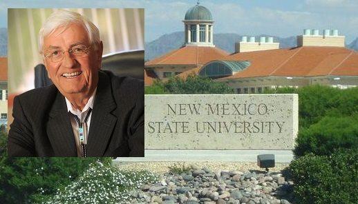 NMSU Chancellor Garrey Carruthers Announces Retirement