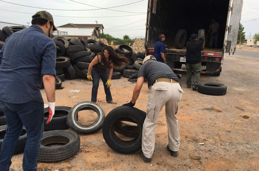 Gonzalez Files Bill To Create Illegal Tire Dumping Enforcement Program