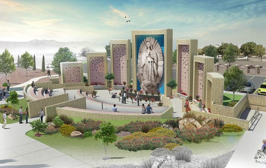 St. Mark Parish to Inaugurate New Shrine to Our Lady of Guadalupe next Saturday