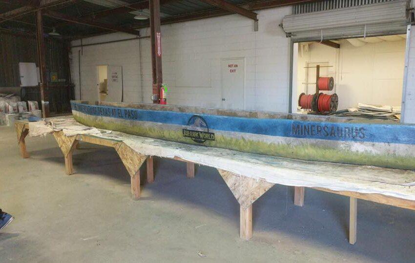 UTEP College of Engineering Hosts ASCE Texas Student Symposium; Concrete Canoe, Steel Bridge Competitions