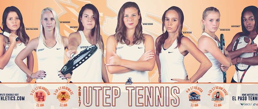 UTEP Tennis Returns to Action After Bye Week