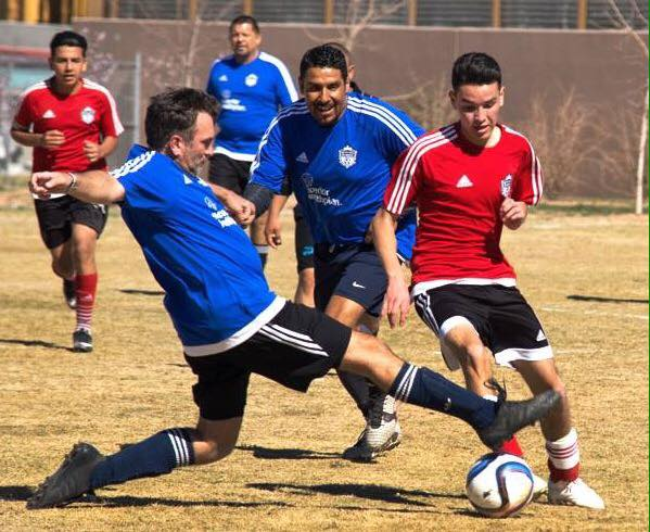 Segundo Barrio Futbol Club Takes on Local Leaders in Third Annual Charity Cup