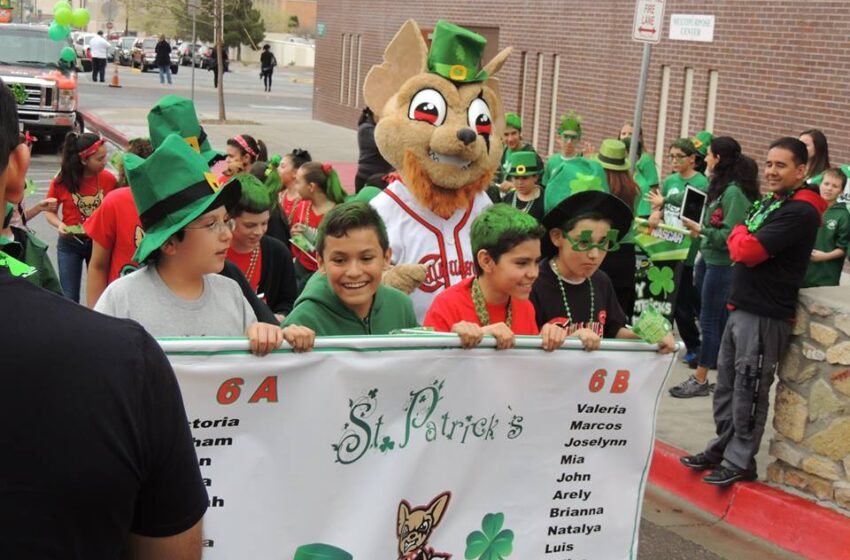 St. Patrick's Day Festivities Set; Annual Parade starts Friday at 11a