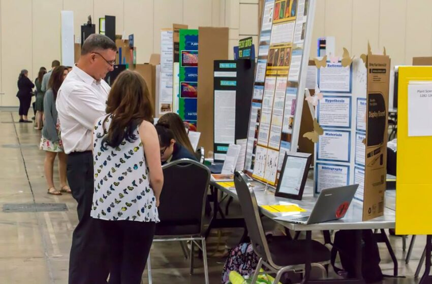 Annual Sun Country Regional Science Fair Set for Saturday at Pebble Hills High
