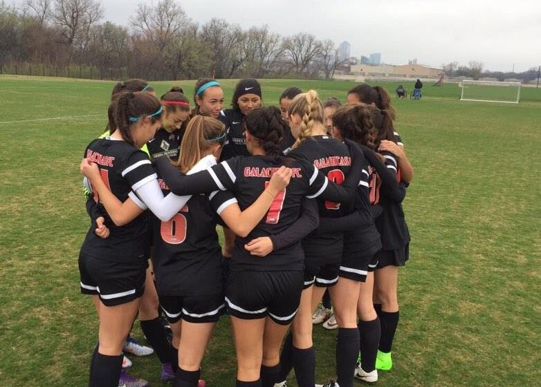 Galacticas FC Select Headed to Dallas International Girls Cup Competition