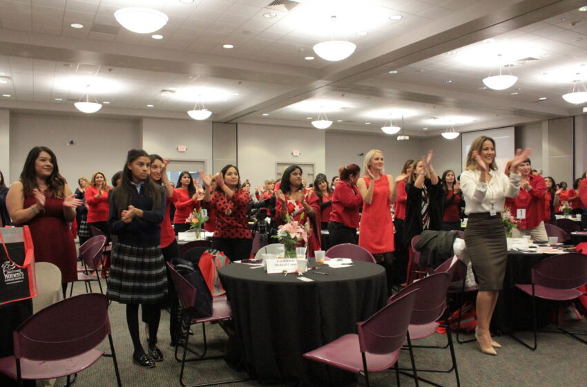 Gallery: Hundreds attend Southwest Women's Leadership Institute