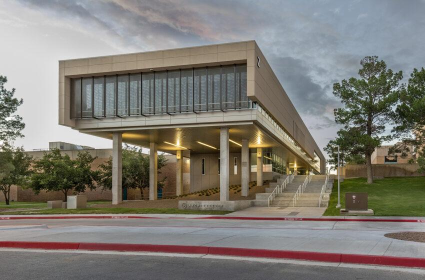 El Paso Community College Unveils New Architecture Building